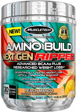 Muscletech Amino Build Next Gen Ripped 0