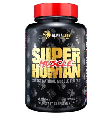 Alpha Lion Super Human Muscle 60 caps [0]