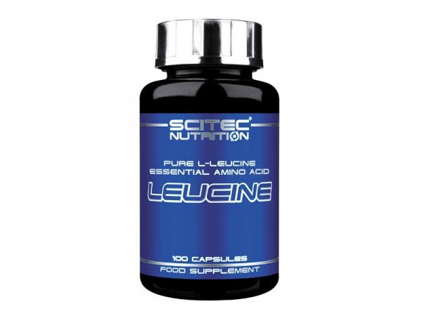 Scitec Leucine 100 caps 0