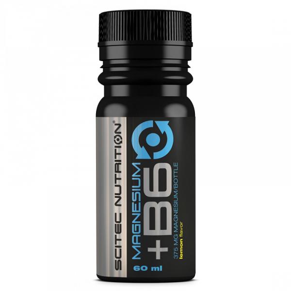 Scitec Magnesium+B6 Shot 60 ml 0