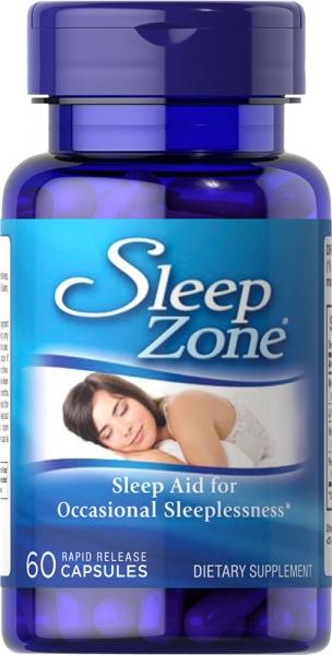 Puritan`s Pride Sleep Zone 60 caps 0