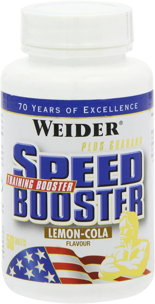 Weider Speed Booster 50 tab 0