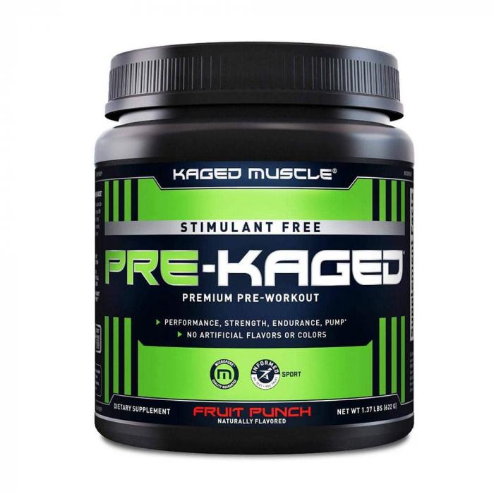Kaged Muscle Pre-Kaged Stimulant Free 0