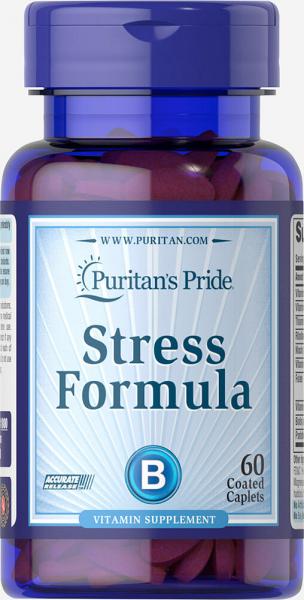 Puritan`s Pride Stress Formula 60 caps [0]