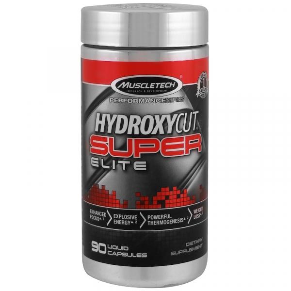 Muscletech Hydroxycut Super Elite 90 caps 0