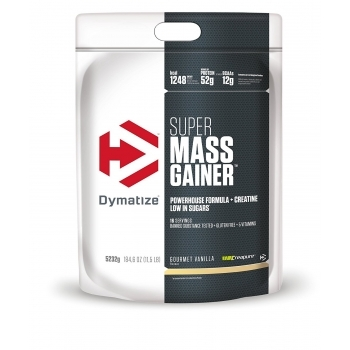 Dymatize Super Mass Gainer 5.2 kg 0