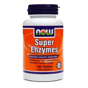 Now Super Enzymes 90 caps 0