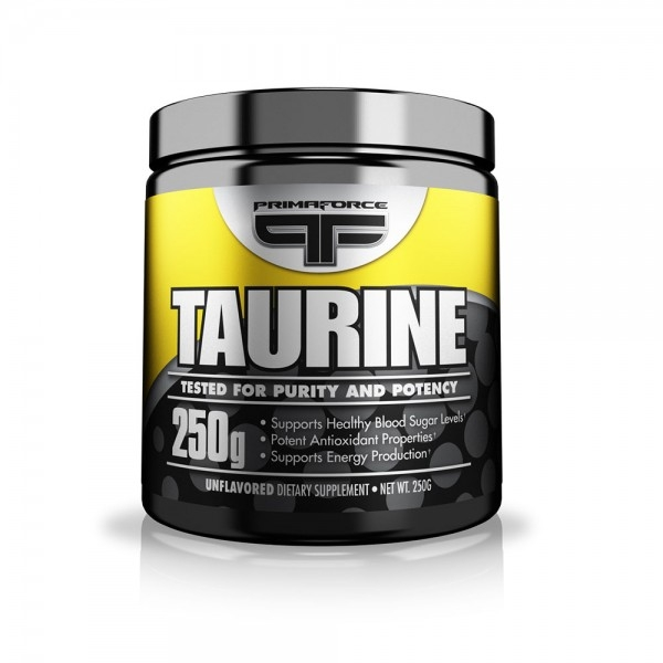 PrimaForce Taurine 250 g 0
