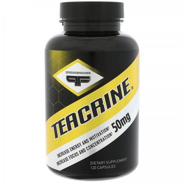 PrimaForce Teacrine 50 mg 120 caps [0]