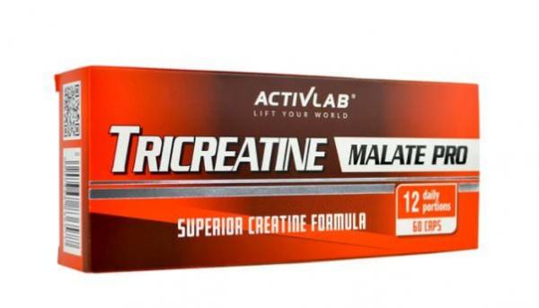 ActivLab TriCreatine Malate Pro 60 caps 0