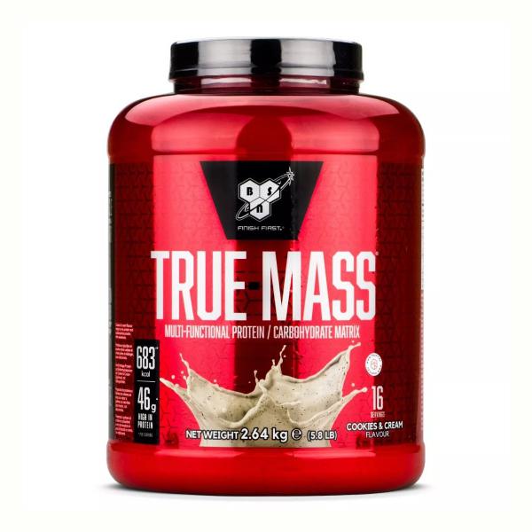 Bsn True Mass 2.64 kg 0