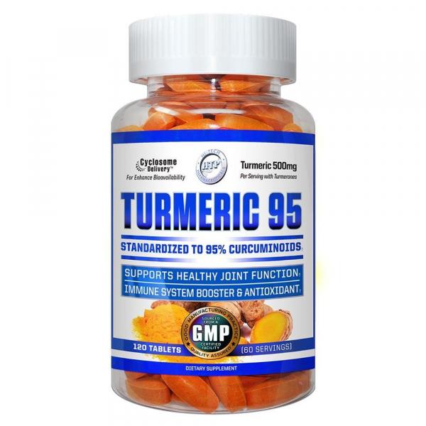 Hi-Tech Turmeric 95 120 tab 0