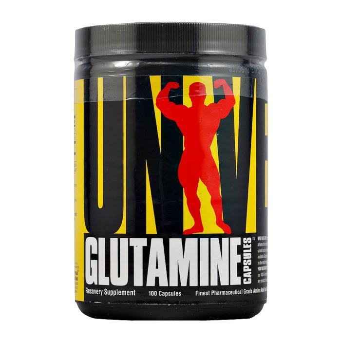 Universal Glutamine 100 caps 0