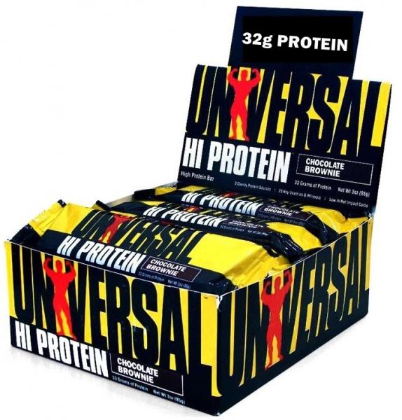 Universal Hi Protein 16 bars 0