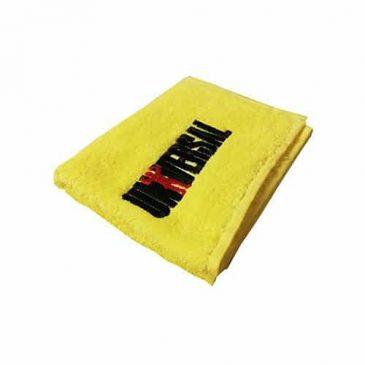 Universal Workout Towel 46x27 cm Yellow 0