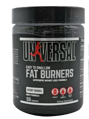 Universal Fat Burners 55 tablets [0]