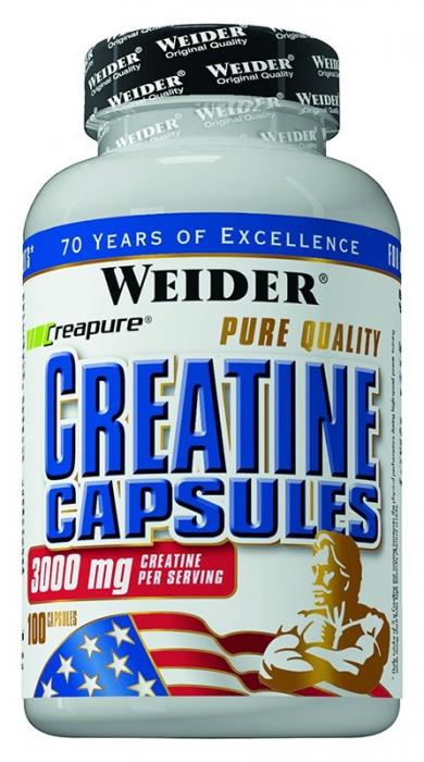 Weider Creatine 100 caps [0]