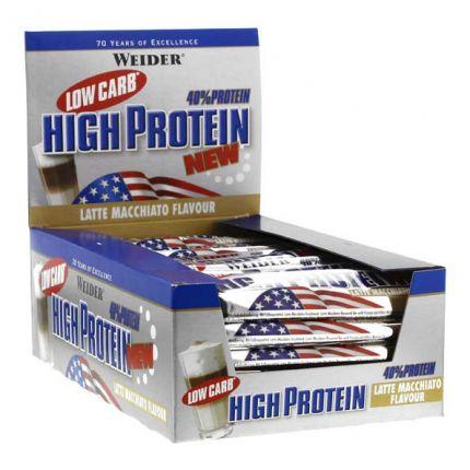 weider-low-carb-high-protein-12-buc-proteinemag 0