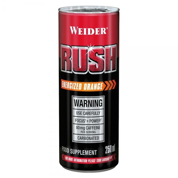 Weider Rush 250 ml 24 bc [0]