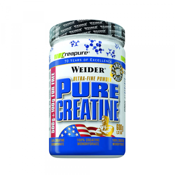 Weider Pure Creatine 600 g 0