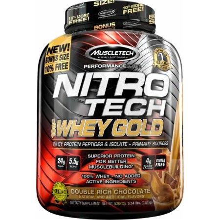 Muscletech Nitro Tech Whey Gold 2.3 kg 0