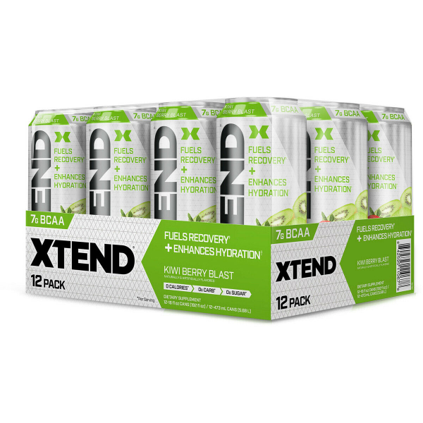 Scivation Xtend BCAA 12 x 473ml Fuels Recovery 0