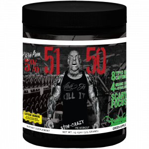 Rich Piana 5% Nutrition 5150 USA