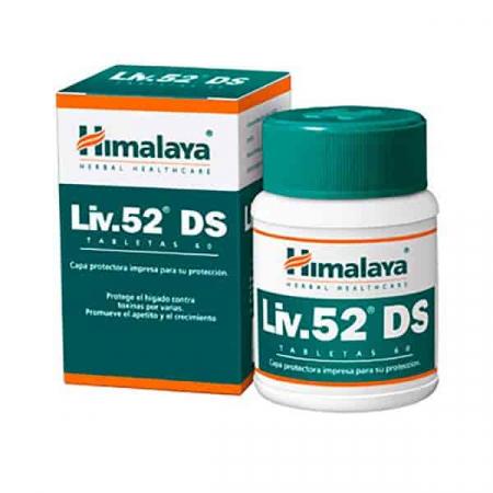 Himalaya Liv.52 DS 60 tabs