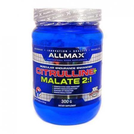 Allmax Citrulline Malate 2:1- 300 g-