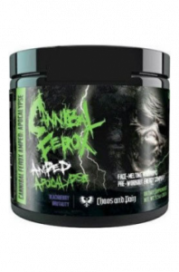 Cannibal Ferox Amped Apocalypse 25 serv