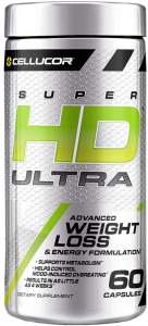 Cellucor Super HD Ultra 60 caps