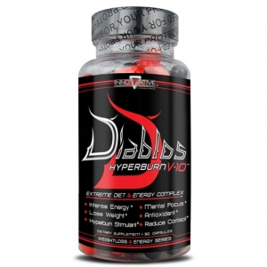 Innovative Labs Diablos Hyperburn 90 caps