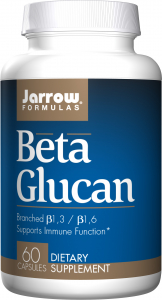 Jarrow Formulas® Beta Glucan 60 caps