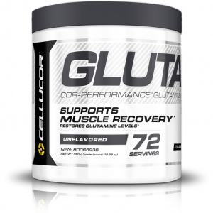 Cellucor Cor-Performance Glutamine 72 serv