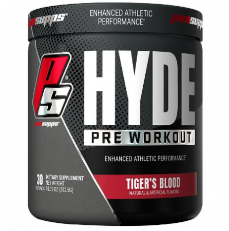 Pro Supps Hyde Pre Workout 292g