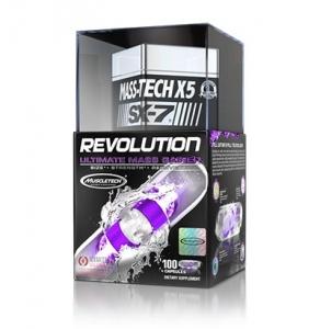 Muscletech Mass-Tech X5 SX7 Revolution 100 caps