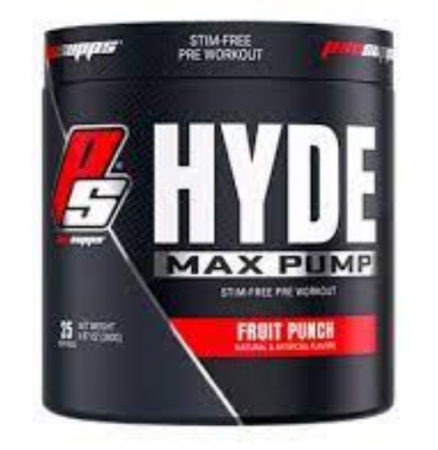 Pro Supps Hyde Max Pump