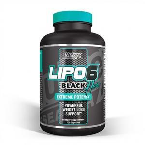 Nutrex Lipo 6 Black Hers 120 caps