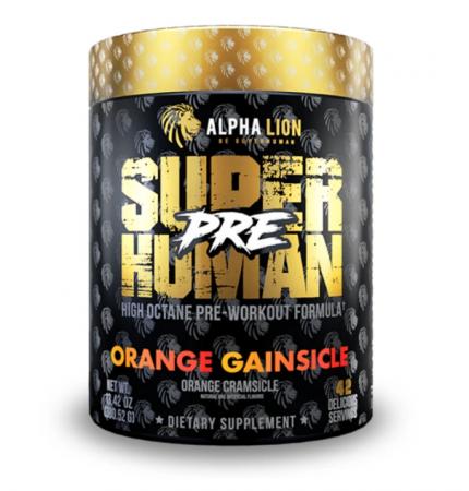Alpha Lion Super Human Pre