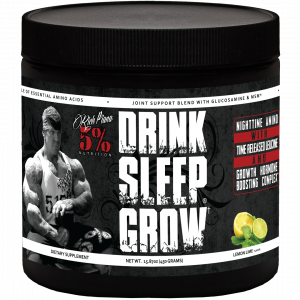 Rich Piana 5% Drink Sleep Grow 450 g