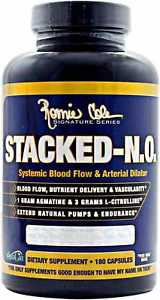 Ronnie Coleman Stacked-N.O. 180 caps1