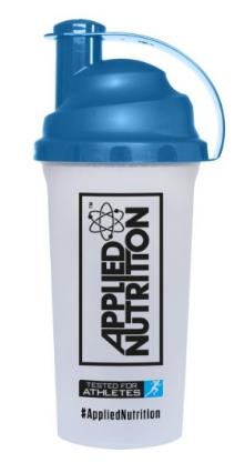 Shaker Applied Nutrition Clear & Blue - 700 ml