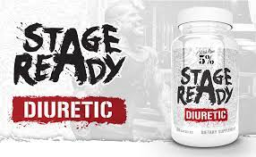 5% Nutrition by Rich Piana Stage Ready Diuretic 60 caps