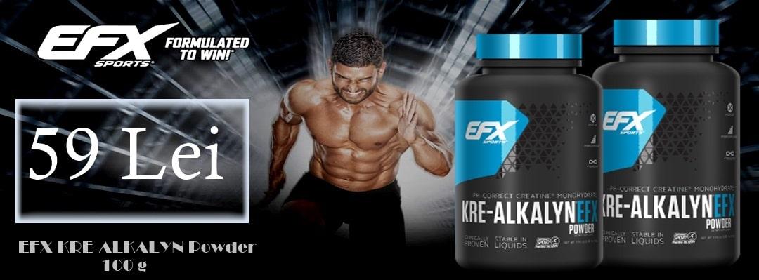 Efx Kre Alkalyn Poweder 100 g
