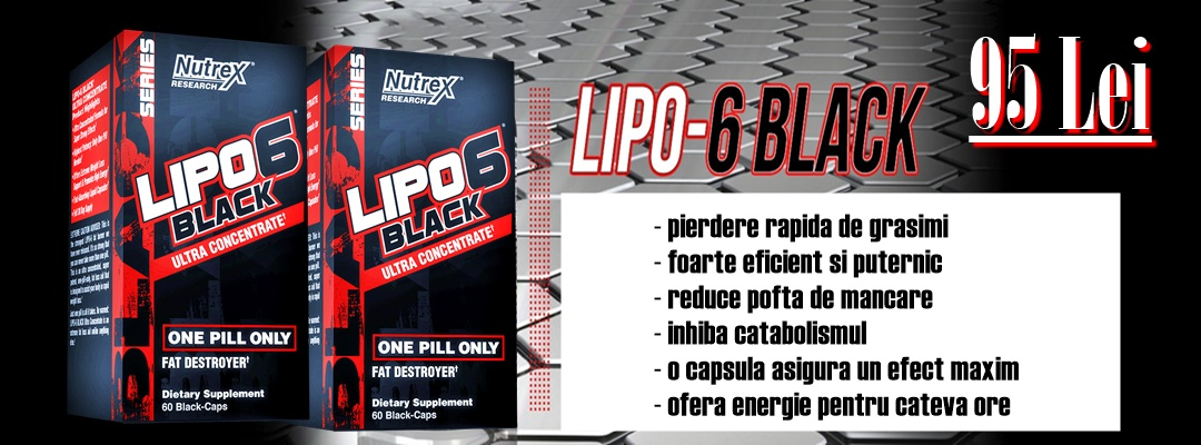 Lipo 6 Ultra concentrate