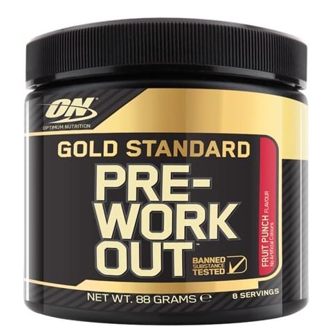 ON Gold Standard Pre 8 serv