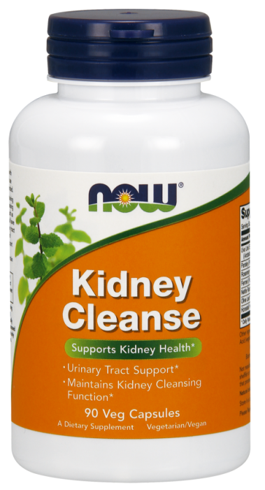 Now Kidney Cleanse 90 vcaps