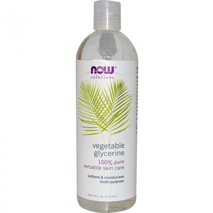 Now Glycerine 100% Pure Versatile Skin Care 473 ml
