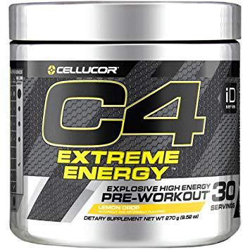 Cellucor C4 Extreme Energy 30 serv