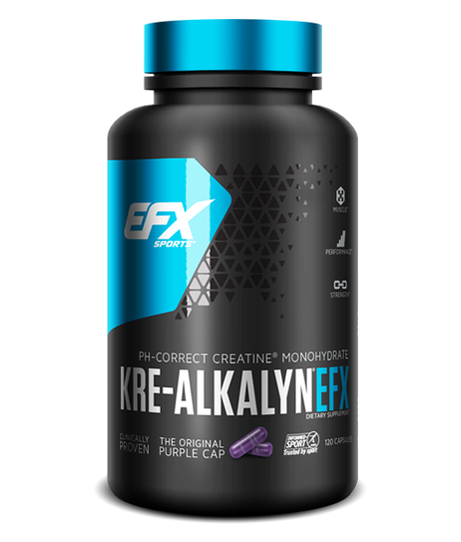 EFX Kre-Alkalyn 120 caps